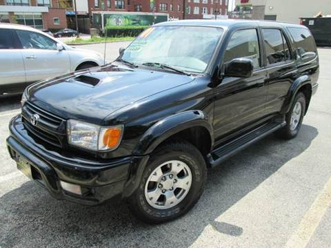 2001 Toyota 4Runner for sale at 5 Stars Auto Service and Sales in Chicago IL
