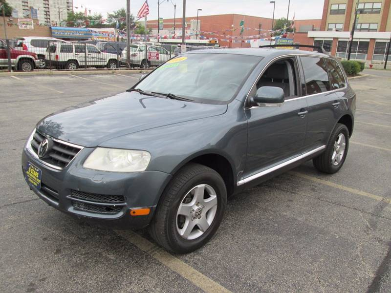 2004 Volkswagen Touareg for sale at 5 Stars Auto Service and Sales in Chicago IL