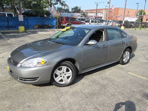 2009 Chevrolet Impala for sale at 5 Stars Auto Service and Sales in Chicago IL