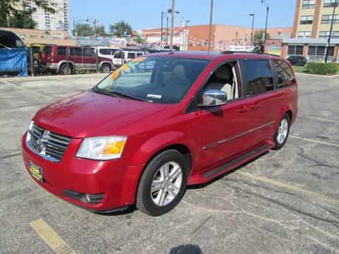 2008 Dodge Grand Caravan for sale at 5 Stars Auto Service and Sales in Chicago IL