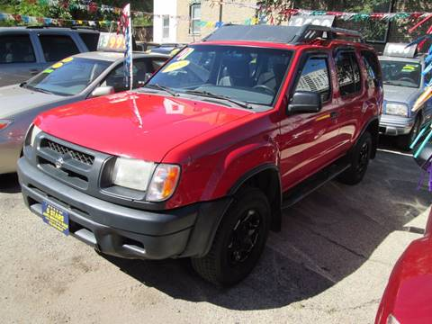 2001 Nissan Xterra for sale at 5 Stars Auto Service and Sales in Chicago IL