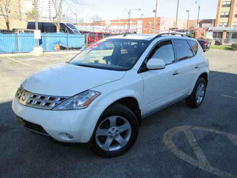 2005 Nissan Murano for sale at 5 Stars Auto Service and Sales in Chicago IL