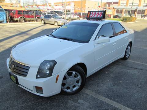 2004 Cadillac CTS for sale at 5 Stars Auto Service and Sales in Chicago IL