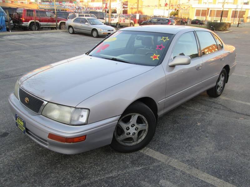 1997 toyota avalon xls 4dr sedan in chicago il 5 stars. Black Bedroom Furniture Sets. Home Design Ideas
