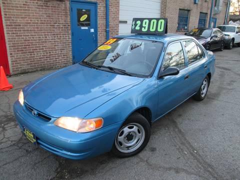 1999 Toyota Corolla for sale at 5 Stars Auto Service and Sales in Chicago IL