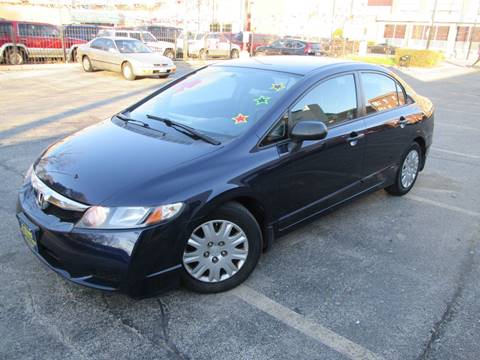 2010 Honda Civic for sale at 5 Stars Auto Service and Sales in Chicago IL