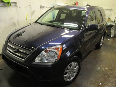 2006 Honda CR-V for sale at 5 Stars Auto Service and Sales in Chicago IL