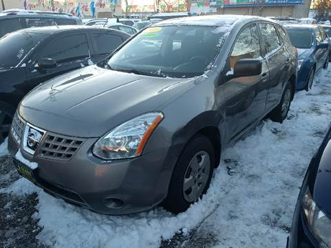2009 Nissan Rogue for sale at 5 Stars Auto Service and Sales in Chicago IL