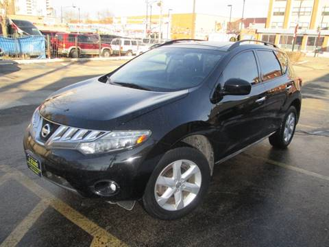 2010 Nissan Murano for sale at 5 Stars Auto Service and Sales in Chicago IL