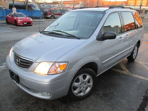 2001 Mazda MPV for sale at 5 Stars Auto Service and Sales in Chicago IL