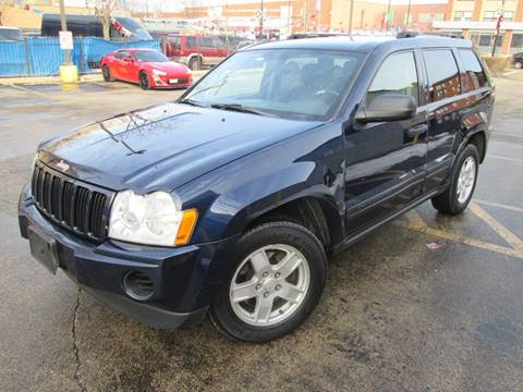 2005 Jeep Grand Cherokee for sale at 5 Stars Auto Service and Sales in Chicago IL