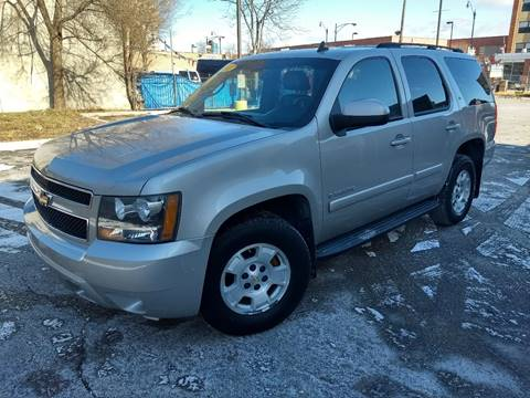 2007 Chevrolet Tahoe for sale at 5 Stars Auto Service and Sales in Chicago IL