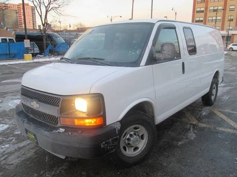 2009 Chevrolet Express Cargo for sale at 5 Stars Auto Service and Sales in Chicago IL