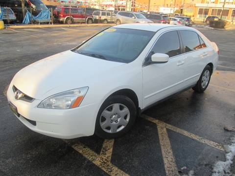 2005 Honda Accord for sale at 5 Stars Auto Service and Sales in Chicago IL