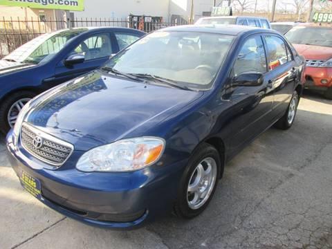 2005 Toyota Corolla for sale at 5 Stars Auto Service and Sales in Chicago IL