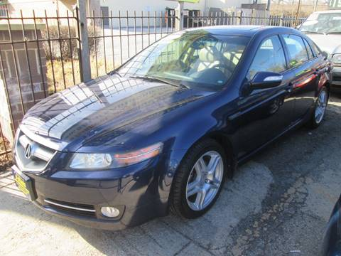2007 Acura TL for sale at 5 Stars Auto Service and Sales in Chicago IL
