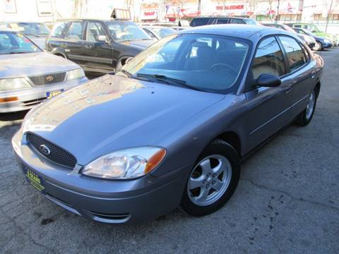 2007 Ford Taurus for sale at 5 Stars Auto Service and Sales in Chicago IL