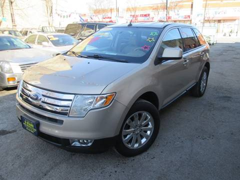 2007 Ford Edge for sale at 5 Stars Auto Service and Sales in Chicago IL
