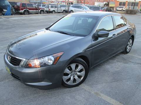 2010 Honda Accord for sale at 5 Stars Auto Service and Sales in Chicago IL