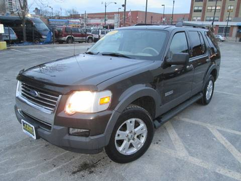 2006 Ford Explorer for sale at 5 Stars Auto Service and Sales in Chicago IL