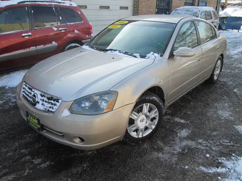2006 Nissan Altima for sale at 5 Stars Auto Service and Sales in Chicago IL