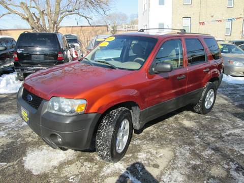 2006 Ford Escape for sale at 5 Stars Auto Service and Sales in Chicago IL