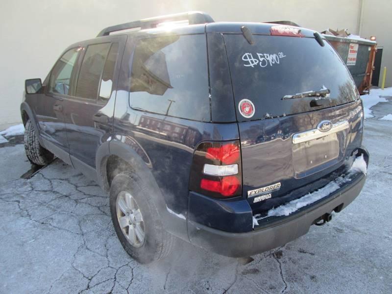 2006 Ford Explorer Xlt 4dr Suv 4wd V6 In Chicago Il 5