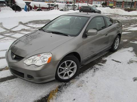 2002 Acura RSX for sale at 5 Stars Auto Service and Sales in Chicago IL