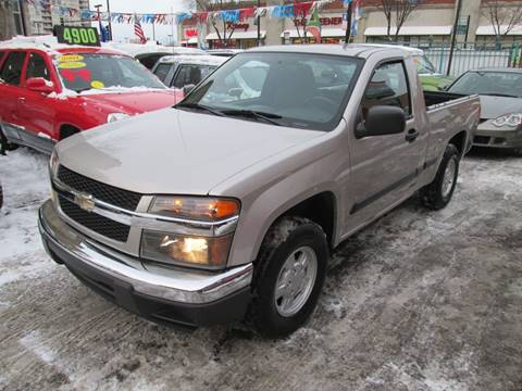 2006 Chevrolet Colorado for sale at 5 Stars Auto Service and Sales in Chicago IL