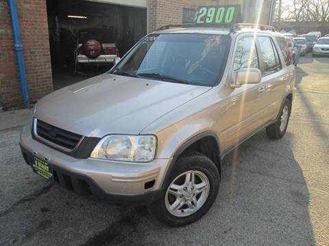2000 Honda CR-V for sale at 5 Stars Auto Service and Sales in Chicago IL