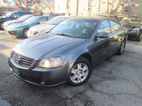 2005 Nissan Altima for sale at 5 Stars Auto Service and Sales in Chicago IL