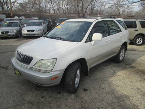 2001 Lexus RX 300 for sale at 5 Stars Auto Service and Sales in Chicago IL