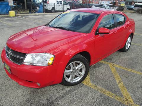 2009 Dodge Avenger for sale at 5 Stars Auto Service and Sales in Chicago IL