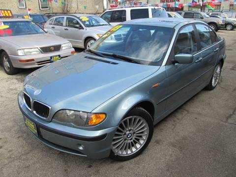 2003 BMW 3 Series for sale at 5 Stars Auto Service and Sales in Chicago IL