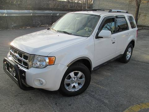 2010 Ford Escape for sale at 5 Stars Auto Service and Sales in Chicago IL