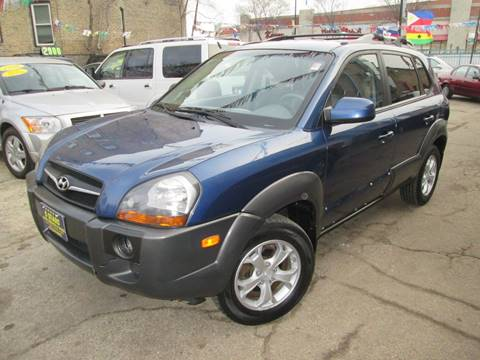 2009 Hyundai Tucson for sale at 5 Stars Auto Service and Sales in Chicago IL