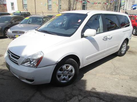 2006 Kia Sedona for sale at 5 Stars Auto Service and Sales in Chicago IL