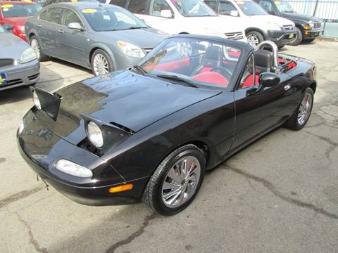 1994 Mazda MX-5 Miata for sale at 5 Stars Auto Service and Sales in Chicago IL