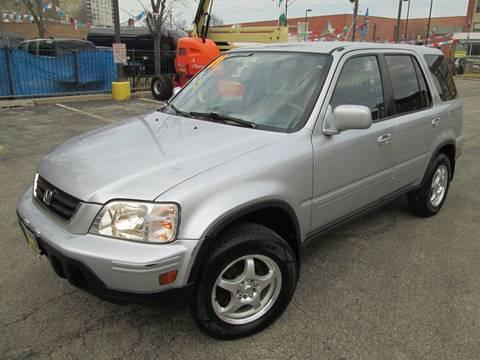 2001 Honda CR-V for sale at 5 Stars Auto Service and Sales in Chicago IL