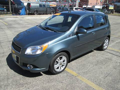 2011 Chevrolet Aveo for sale at 5 Stars Auto Service and Sales in Chicago IL