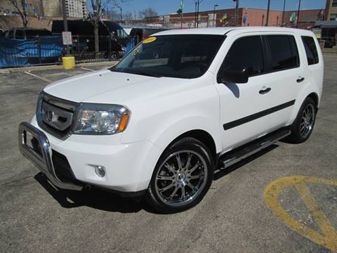 2009 Honda Pilot for sale at 5 Stars Auto Service and Sales in Chicago IL