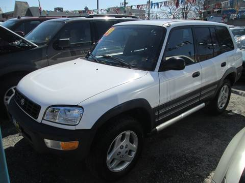 1999 Toyota RAV4 for sale at 5 Stars Auto Service and Sales in Chicago IL