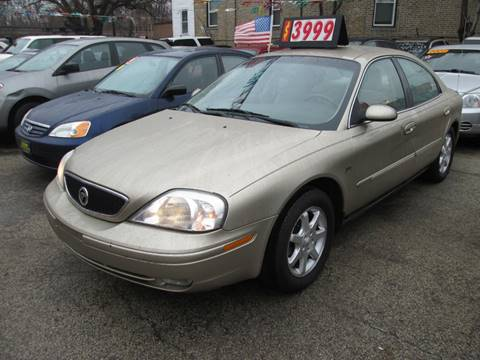 2001 Mercury Sable for sale at 5 Stars Auto Service and Sales in Chicago IL