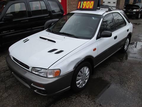 1999 Subaru Impreza for sale at 5 Stars Auto Service and Sales in Chicago IL