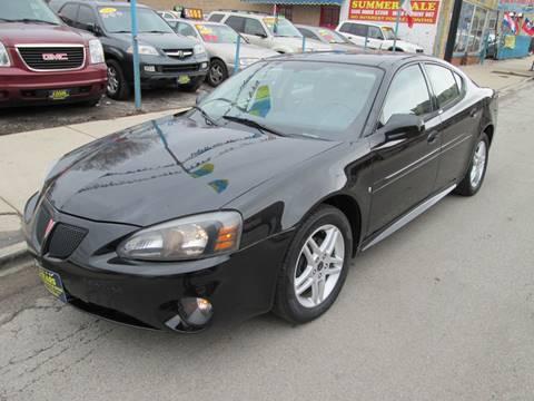 2008 Pontiac Grand Prix for sale at 5 Stars Auto Service and Sales in Chicago IL