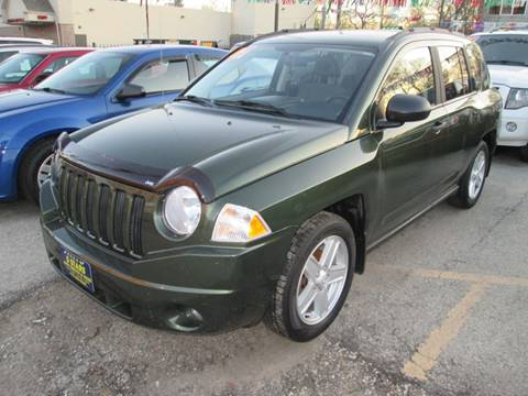 2007 Jeep Compass for sale at 5 Stars Auto Service and Sales in Chicago IL