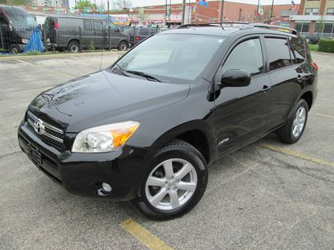 2007 Toyota RAV4 for sale at 5 Stars Auto Service and Sales in Chicago IL