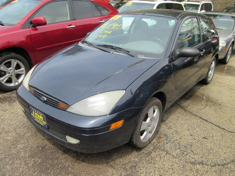 Ford Focus Zx3 >> 2003 Ford Focus Zx3 2dr Hatchback In Chicago Il 5 Stars Auto