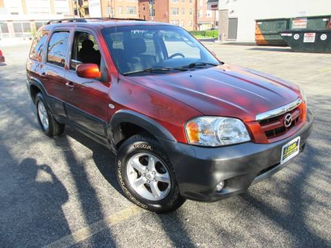 2005 Mazda Tribute for sale at 5 Stars Auto Service and Sales in Chicago IL