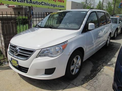 2009 Volkswagen Routan for sale at 5 Stars Auto Service and Sales in Chicago IL